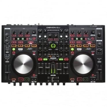 MC6000 Mk2 Professional Digital Mixer & Controller inc Serato DJ Software
