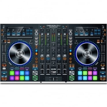 MC7000 Professional 4-Channel Serato DJ Controller with Dual USB
