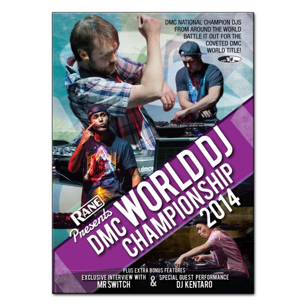 2014 World Of DJ Championship DVD