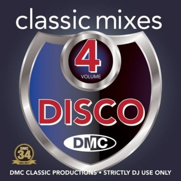 Classic Mixes - Disco Mix Vol 4 Music DJ CD
