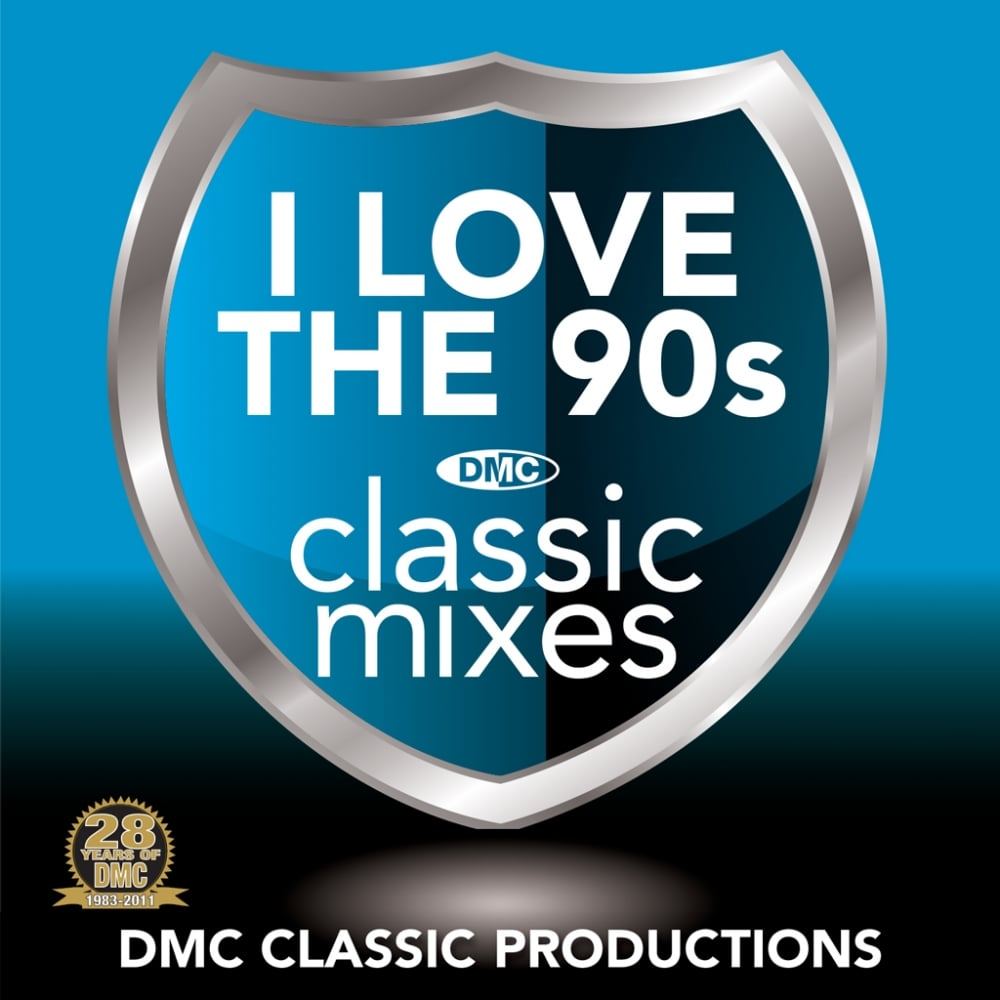 Dmc classic mixes i love the 90s music cd for Classic house albums 90s