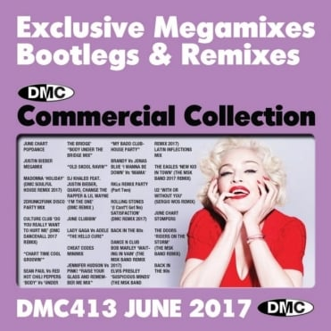 Commercial Collection 413 Club Hits & Mixes DJ Music Triple CD