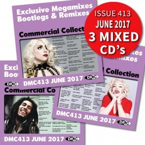 DMC Commercial Collection 415 Club Hits & Mixes DJ Music CD