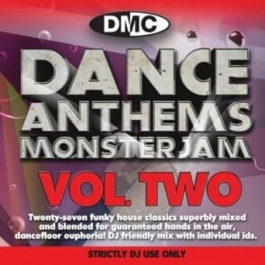 Dance Anthems Mosterjam Vol 2 Party DJ CD Mixed By KlubheadZ