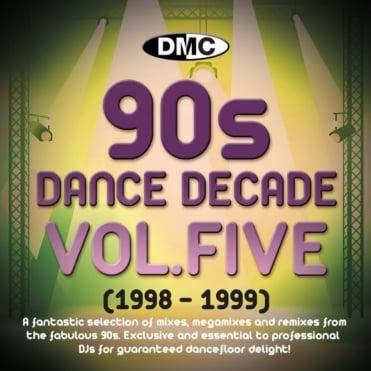 90's DMC Disco Mix Club