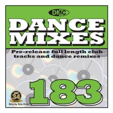 Dance Mixes Issue 183 Chart Music DJ CD Remixed Chart Tracks