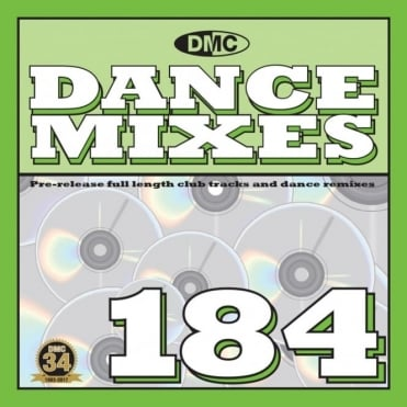 Dance Mixes Issue 184 Chart Music DJ CD Remixed Chart Tracks