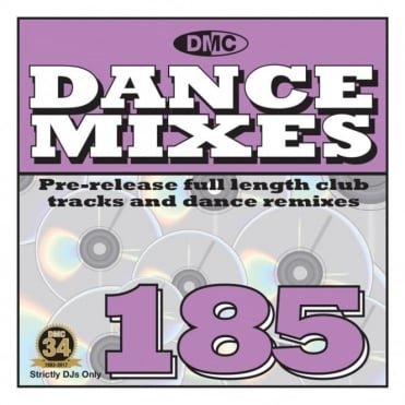 Dance Mixes Issue 185 Chart Music DJ CD Remixed Chart Tracks