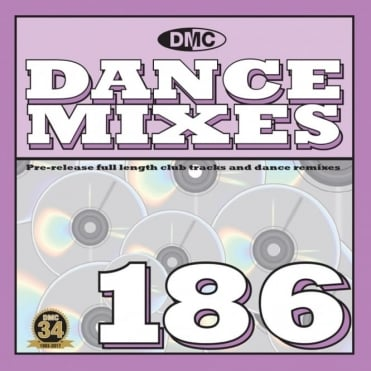 Dance Mixes Issue 186 Chart Music DJ CD Remixed Chart Tracks