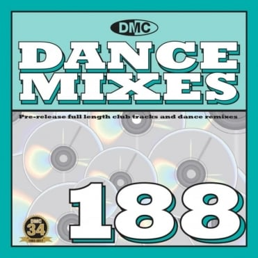 Dance Mixes Issue 188 Chart Music DJ CD Remixed Chart Tracks