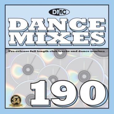 Dance Mixes Issue 190 Chart Music DJ CD Remixed Chart Tracks