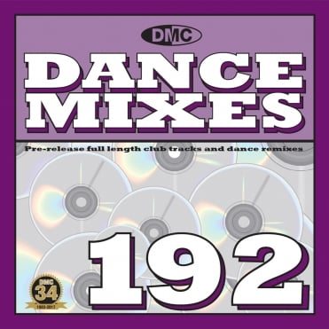 Dance Mixes Issue 192 Chart Music DJ CD Remixed Chart Tracks
