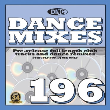 Dance Mixes Issue 196 Chart Music DJ CD Remixed Chart Tracks