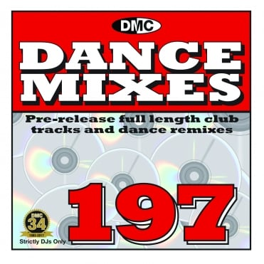 Dance Mixes Issue 197 Chart Music DJ CD Remixed Chart Tracks