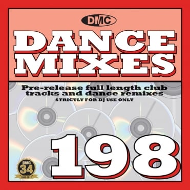 Dance Mixes Issue 198 Chart Music DJ CD Remixed Chart Tracks