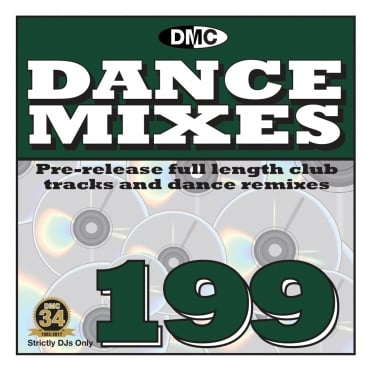 Dance Mixes Issue 199 Chart Music DJ CD Remixed Chart Tracks