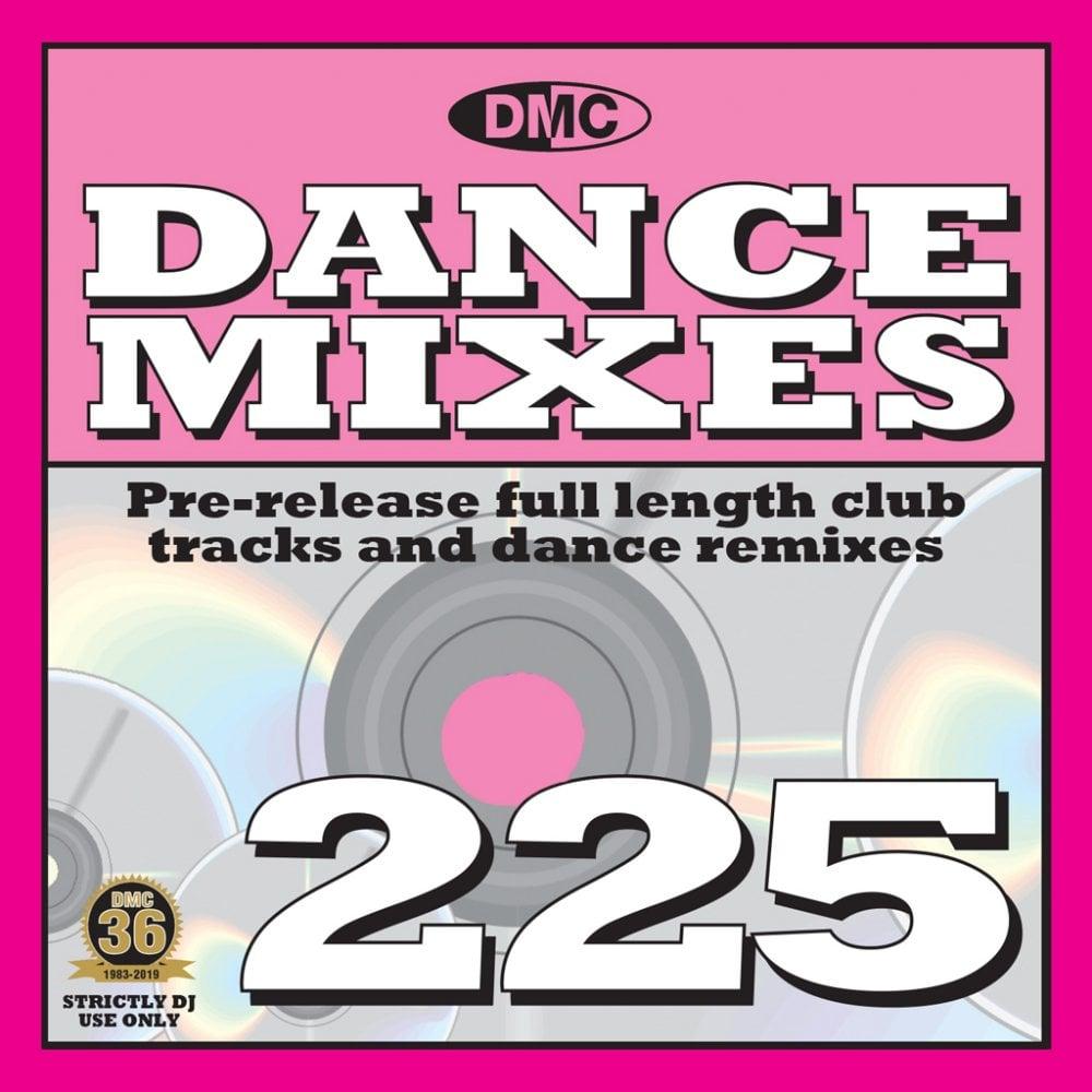 Dance Mixes Issue 225 Remix Chart Music DJ CD