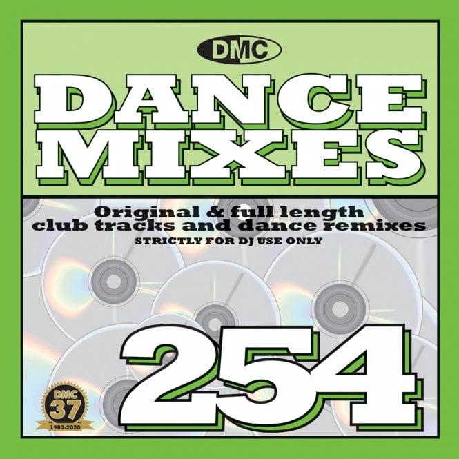 DMC - Dance Mixes Vol. 254