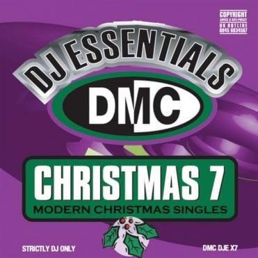 DJ Essentials Christmas 7 - Modern Christmas Singles - Rare & Collectable