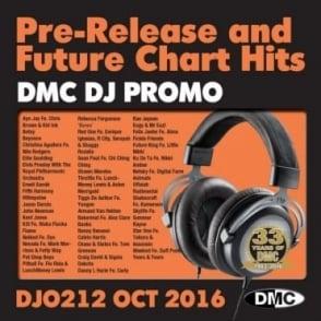DJ Only 212 Massive Club Tracks Chart Dance Music CD