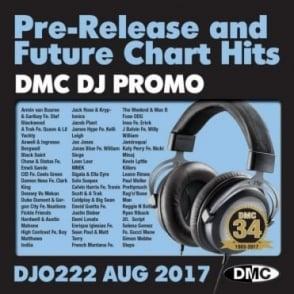DJ Only 222 Massive Club Tracks Chart Dance Music CD