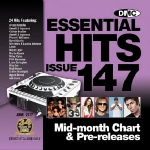 DMC Essential Hits 147 Chart Music DJ CD
