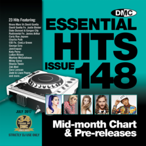 DMC Essential Hits 148 Chart Music DJ CD