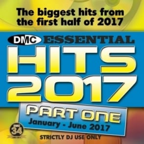 Essential Hits 2017 Part 1 Mid Year Chart Music DJ CD
