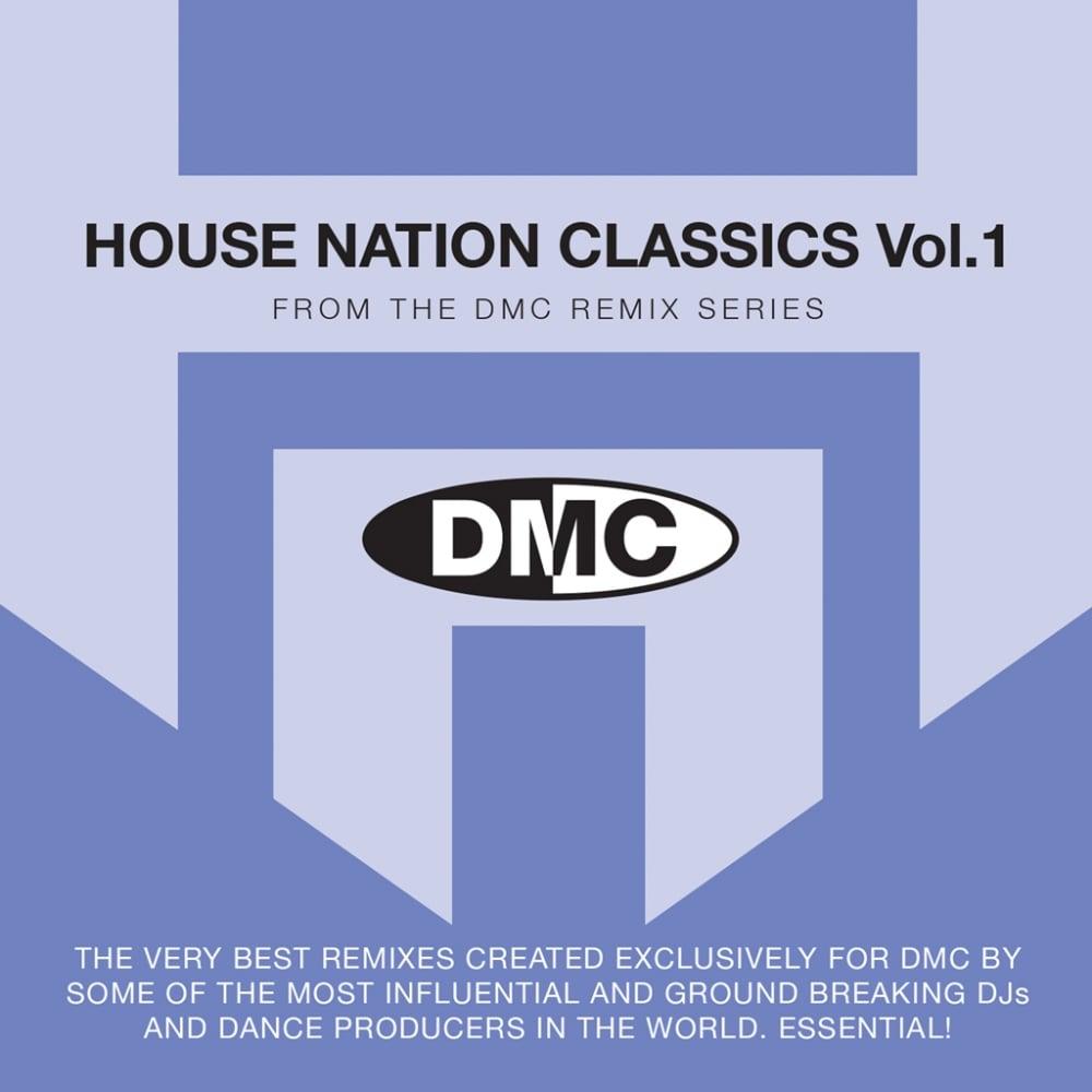 House Nation Classic Volume 1 Remixes DJ CD Remix