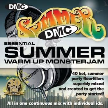 Warm Up Summer Monsterjam Volume 1