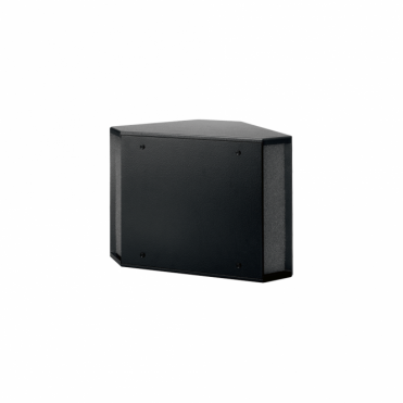 12-inch surface-mount subwoofer Hi-Pass-Out in Black or White