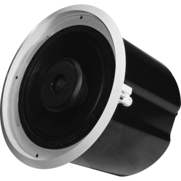 12-inch two-way coaxial ceiling loudspeaker 8 Ω / 70V / 100V