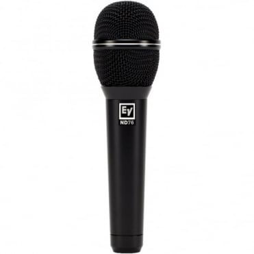 Lead Vocal Performance Cardioid Microphone Including Case & Mic Holder