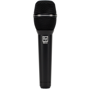 ND86 Dynamic Supercardioid Vocal Microphone Including Case & Mic Holder