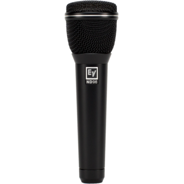 ND96 Dynamic Supercardioid Loud Stage Vocal Microphone Including Case & Mic Holder