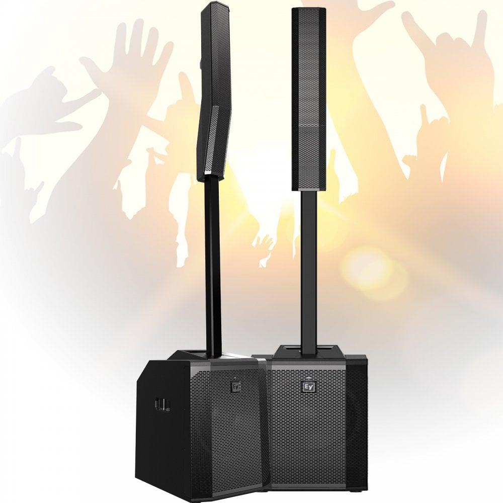 Ev Evolve 50 Portable Column Array Active Speaker System