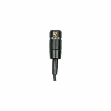 Premium Lavalier Microphone, Cardioid, XLR Connector