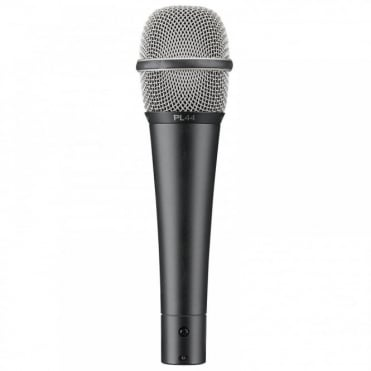 Supercardioid Dynamic Vocal Microphone