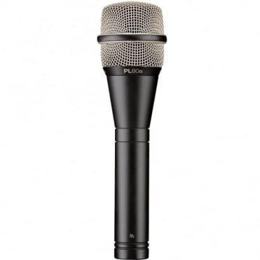 Supercardioid Dynamic Vocal Microphone Ultra Low Noise