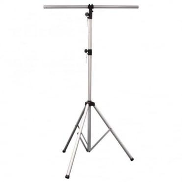 DJ STAN20A 12' Foot Lighting Tripod Light Stand Silver Aluminium