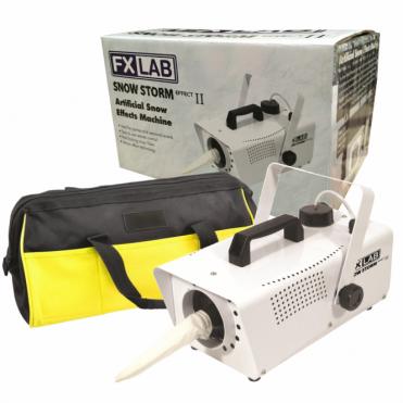 Snow Storm II Snow Machine Artificial Snowflake Blizzard 600w inc Bag