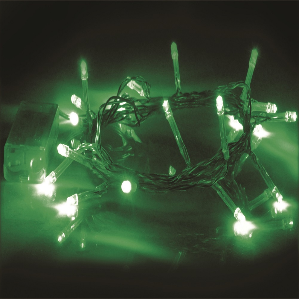 String Lights That Twinkle : Twinkling Fairy String Lights 20 LED Battery Operated 5 Colours