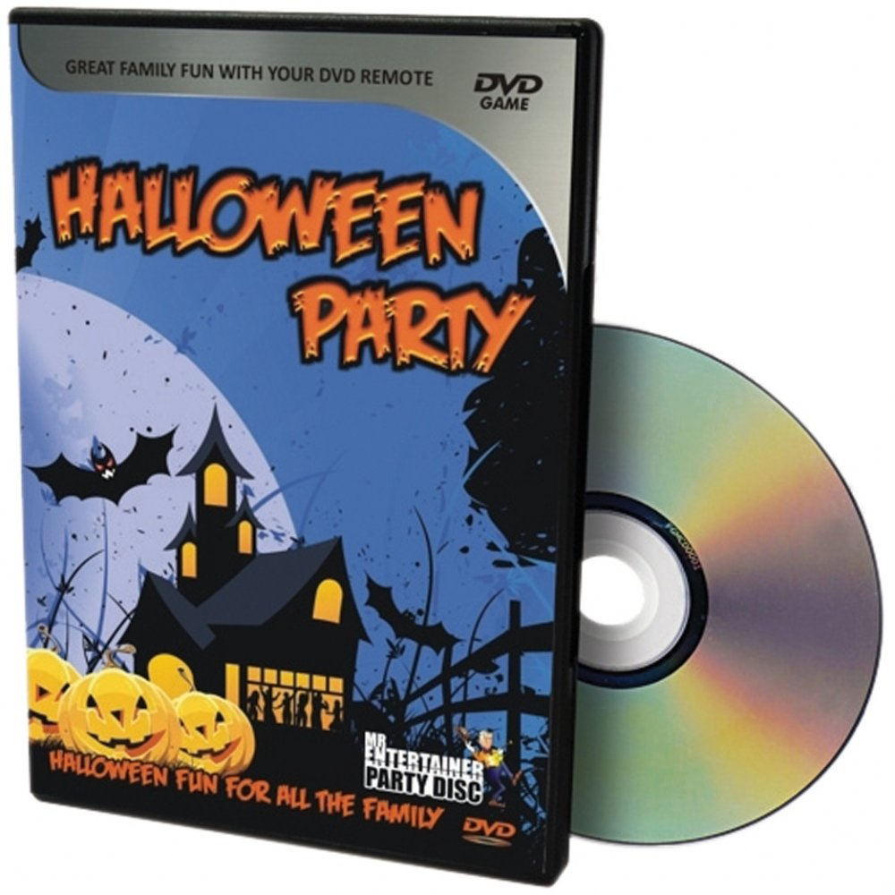 dvd karaoke disc halloween party classics sound effects pack