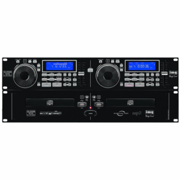 CD-292USB DJ Twin CD Player Anti Shock USB 2.0 Interface with Seamless Loop Scratch