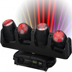 CENTER-4/RGBW 4 x 12W LED Moving Head Bar LED Lighting FX