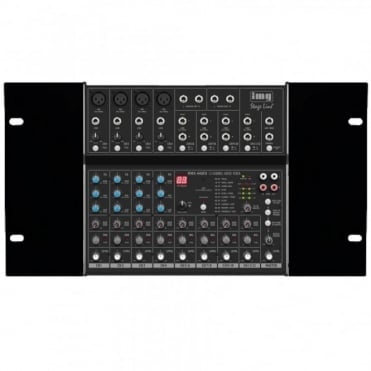 "MMX-44UFX 8 Channel DSP FX Mixer USB Interface - inc 19"" Rack Ears"