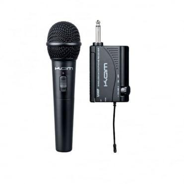 KWM1900 HH Mic 16 Channel UHF Wireless Radio Microphone System
