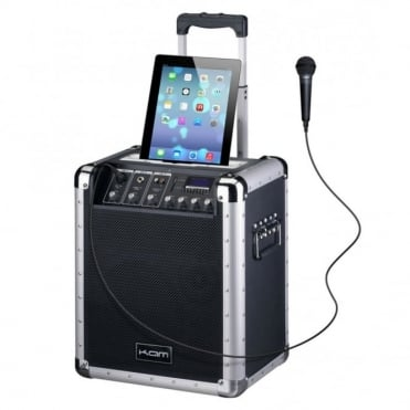 Zoomer 800 V2 Compact Portable PA System with Bluetooth USB & SD