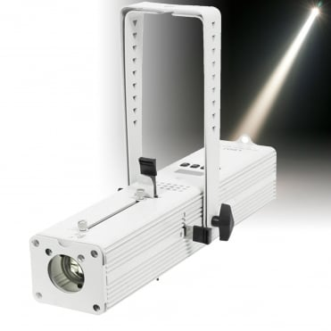 Cool White Profile Spot Light DMX 35w LED 7500K 0-100% dimming