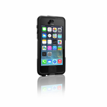 Shockproof Waterproof IP68 Rated Case for iPhone 5 / 5s in Black